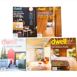 Dwell magazine Special Edition 2015 2016